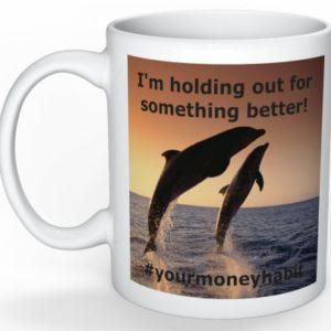 Mug Dolphins